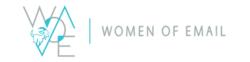 Women Of Email Logo
